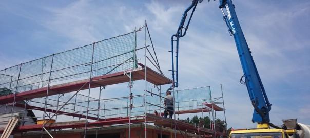 Baustart und Rohbau - Unser Hausbau Tagebuch Teil 2