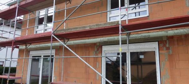 Fenster und Terassentüren